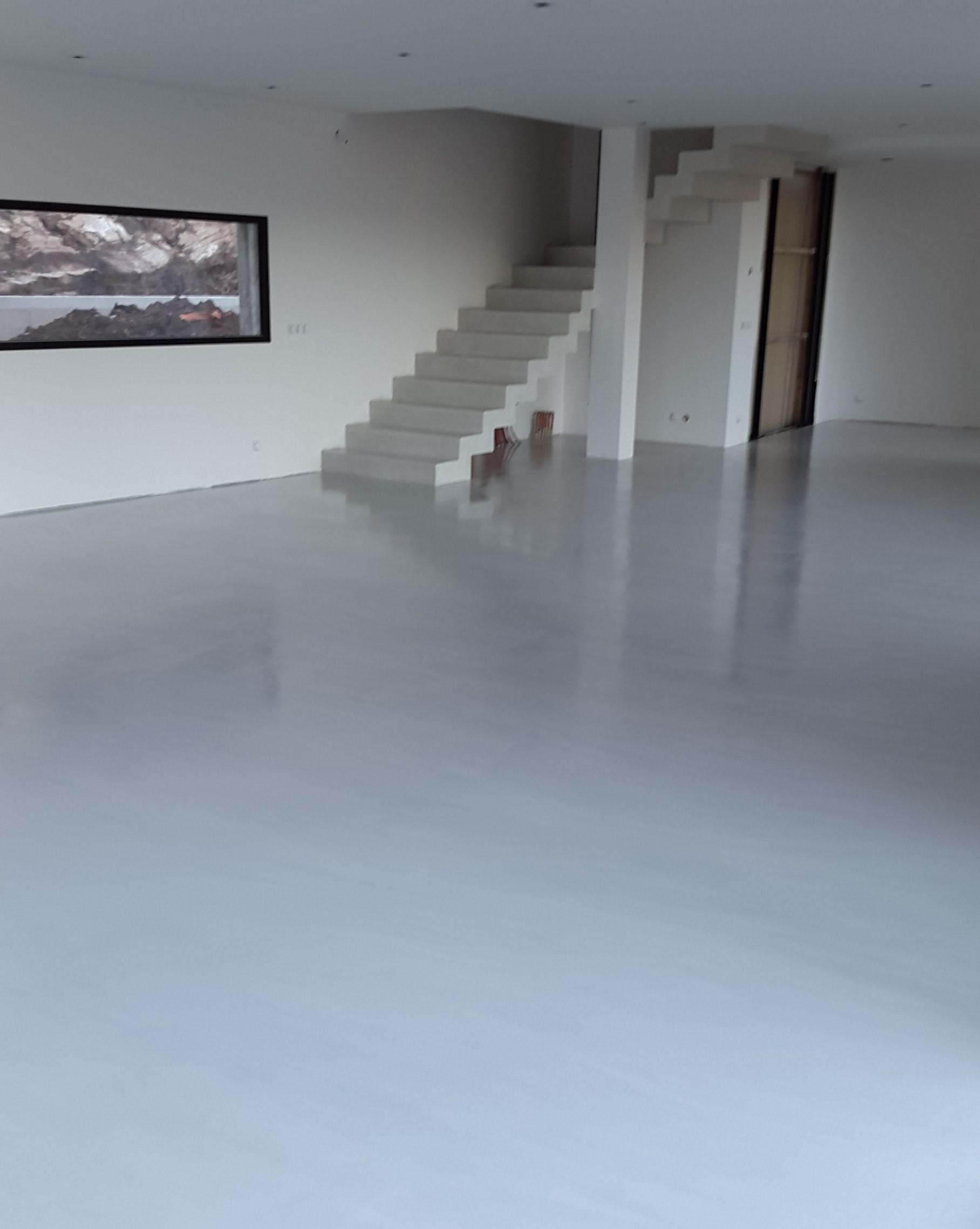 Fabricant Beton Cire France sols béton ciré montpellier hérault - cemia